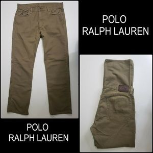 Polo Ralph Lauren Men's Straight Leg Jeans Size 36